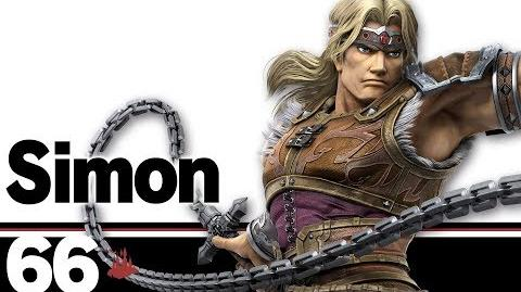 66 Simon – Super Smash Bros. Ultimate