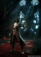 LOS2J-Armored Dracula Costume
