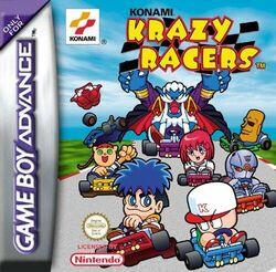 Konami Krazy Racers EUR