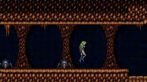 Rusty (Castlevania Clone) Level 5 Cavern (No Death)