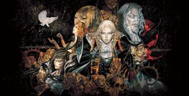 Castlevania - Symphony of the Night - 01