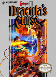 Castlevania III - Dracula's Curse - (NA) - 01