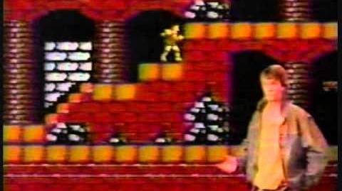 Konami Video Games Commercial 1987