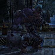 Judgment Iron Gladiator