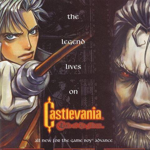 Publicidad del videojuego para revistas especializadas