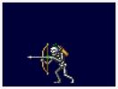 Castlevania-AoS-Arquero Esqueleto