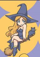 PoR Illustrated Salem Witch