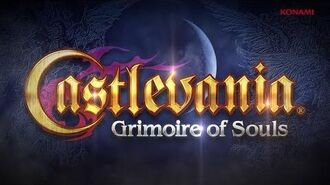 Castlevania Grimoire of Souls Official Trailer