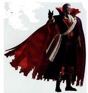 Rendered Dracula 2
