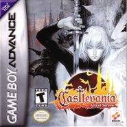 Castlevania - Aria of Sorrow - (NA) - 01