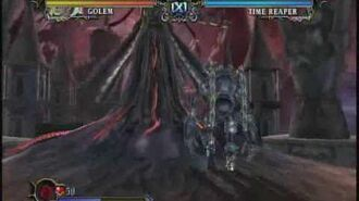 Castlevania Judgment (Golem True Story Ending)