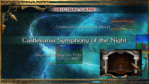 Castlevania Symphony of the Night-DXC-original game