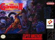 Super Castlevania IV - (NA) - 01