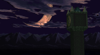Clock Tower - 01