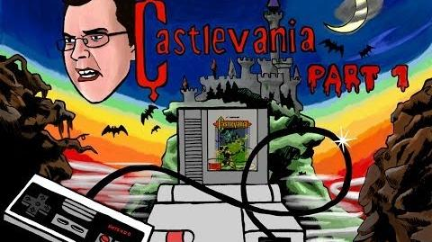 Castlevania - NES - Angry Video Game Nerd - Episode 79