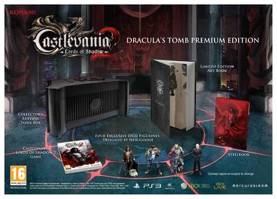 Los2-Draculas tomb premium edition