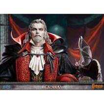 First4Figures Dracula Face Closeup