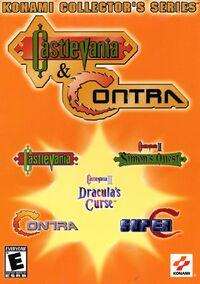 Konami Collector's Series - Castlevania & Contra - 01