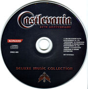 Castlevania 20th Anniversary Deluxe Music Collection