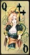Queen of Crosses - Maria