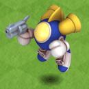 Kingdom Dragonion Twin Bee