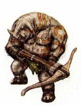 CoD Orc Concept