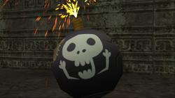 Curse of Darkness - Skull Bomb - 01