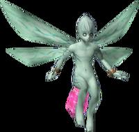 Infant Fairy Transparent