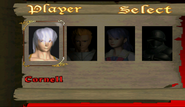 Legacy of Darkness - Name Entry Screen - 02