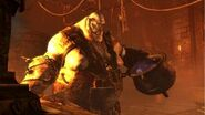 Castlevania-Lords-of-Shadow-evil butcher drinking