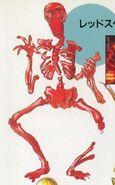 Blood Skeleton