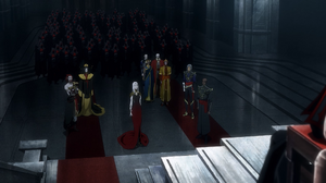 Dracula's Army - 01