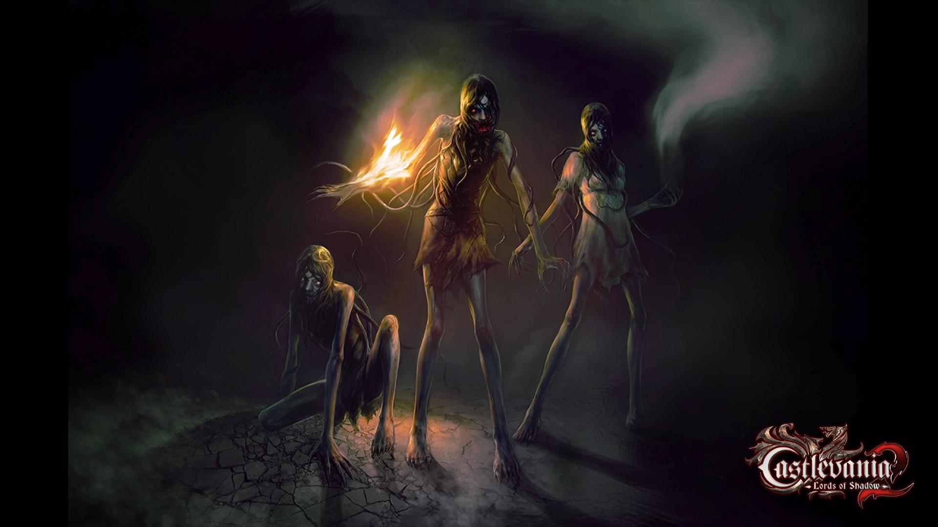 Gorgon Sisters   Castlevania Wiki   Fandom