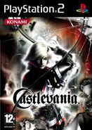 Castlevania Lament of Innocence Europe cover