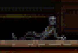 Dark Academy Corpse
