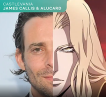 James callis alucard