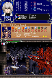 Magical Spear Gaibon DoS
