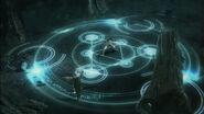 Judgment Intro 15 - Alucard Casts Circle