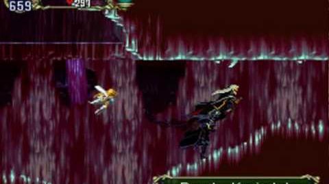 Let's Play Castlevania Symphony of the Night (PSP) Part 31 Alucard vs Death