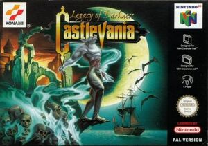 Castlevania - Legacy of Darkness EUROPA