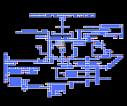 Soul Prison map