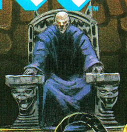 NP C3 Dracula Throne