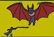 Koma Phantom Bat