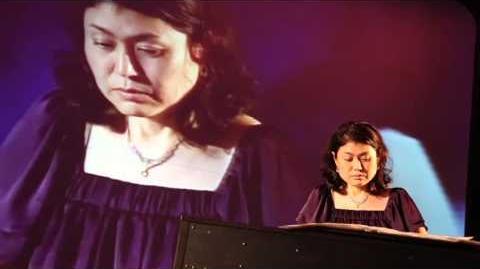 Wandering the Crystal Blue (Piano) - Castlevania Michiru Yamane