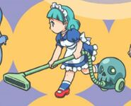 PoR Illustrated Maid