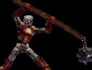 Skeleton Flail DXC