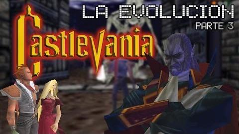 Castlevania, la evolución de una saga. 3º Parte la nueva generación.