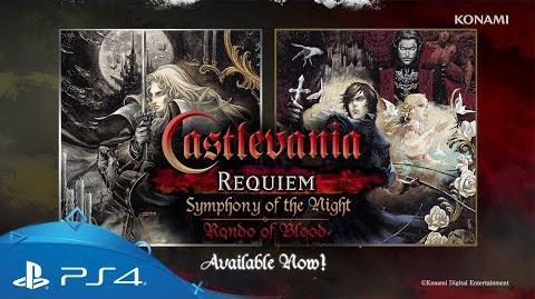 Castlevania Launch trailer PS4