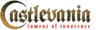 Castlevania Lament of Innocence logo