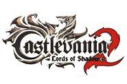 Castlevania logo Black ver